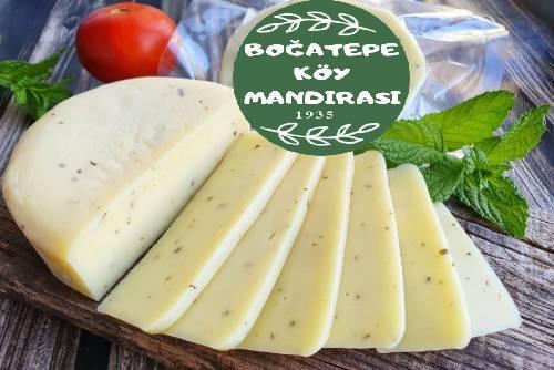 (500 gr) Fesleğenli Malakan Peyniri